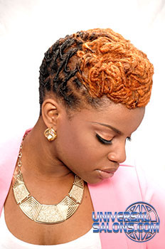 NATURAL HAIR STYLES from ______ PAULETTE EDWARDS