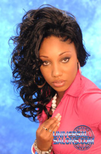 Long Curly Hairstyle with Extensions from Marcus Doss