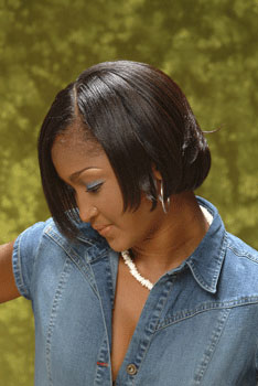 MEDIUM HAIR STYLES from FLORELA NICHOLSON