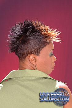 MOHAWK HAIR STYLES_from_@ KEYA NEAL