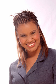 TWIST HAIR STYLES from RENEKA GOODING