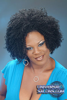 CURLY HAIR STYLES from STACEY BROOKS