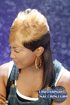 COLOR HAIR STYLES From__!@ YOLANDA ABRAHAM!!