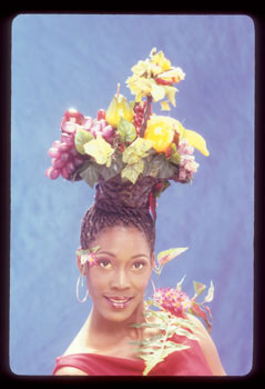 FANTASY HAIR STYLES from DIONNE PHILIP