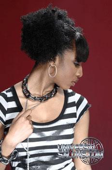 Rasheeda Berry S Ponytail Hairstyle Universal Salons