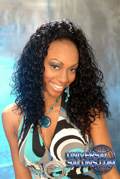 CURLY HAIR STYLES from JUANITA WILLIAMS
