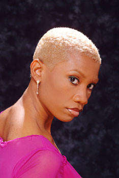 SHORT HAIR STYLES from`LADONNA DRYER