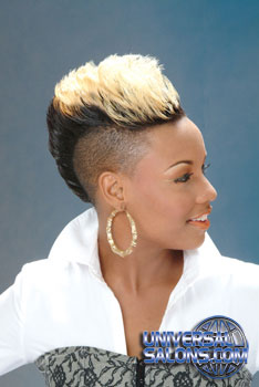 MOHAWK HAIR STYLES from __JOLONDA SMITH!!!