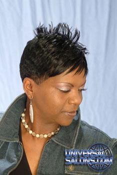 SHORT HAIR STYLES from NATALIE JACKSON