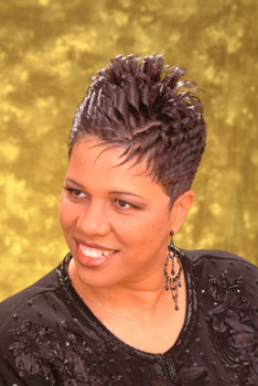 SHORT HAIR STYLES from LASHONDA HOWARD