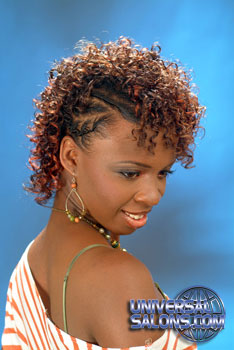 CURLY HAIR STYLES@@From @ REGINALD MACK!!!!!