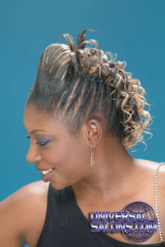 TWIST HAIR STYLES From CONSTANCE PURNELL