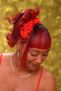 UP DO'S from ASHLEY KING
