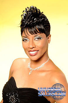 Cool Short Hair Styles Universal Salons Hairstyle And Hair Salon Short Hairstyles For Black Women Fulllsitofus