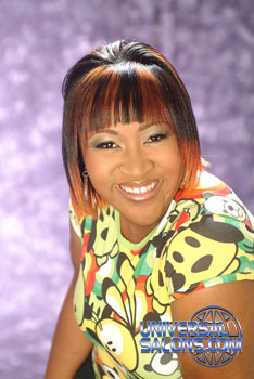 COLOR HAIR STYLES from ANTIONICE CHANCELLOR