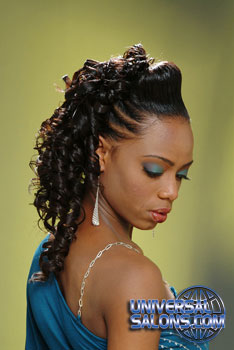 TWIST HAIR STYLES___From___RHEA PALMER!!!