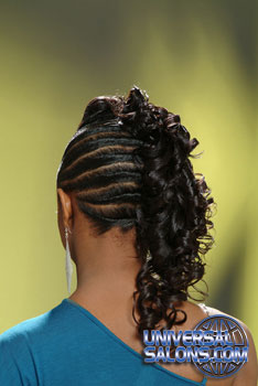 Twist Hair Styles From Rhea Palmer Black