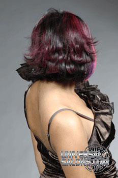 WEAVE HAIR STYLES from CONSTANCE PURNELL