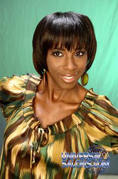 MEDIUM HAIR STYLES from TERESA BLANDING