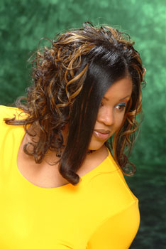 CURLY HAIR STYLES from TAMMY B. HEROD