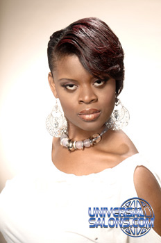 SHORT HAIR STYLES from Tierra Green