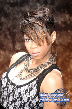 SHORT HAIR STYLES@@_@_#$@#_@from TENIKA BRANTLEY