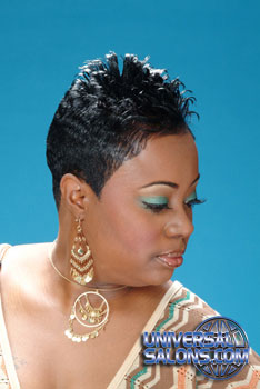 SHORT HAIR STYLES from__@BRANDY SAMUEL!!!