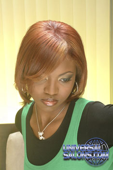 COLOR HAIR STYLES from SHALIZAR ABDUL-MUSAWIR
