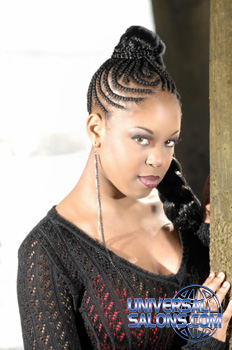 NATURAL HAIR STYLES@@_@_@@_@from Latoya Brown