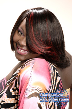 MEDIUM HAIR STYLES from Donna Truesdale