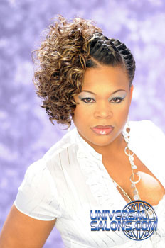 CURLY HAIR STYLES FROM MRS. TIFFANY ALLEN THAMES