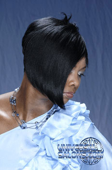Beautiful Short Hairstyle from Shae Thompson