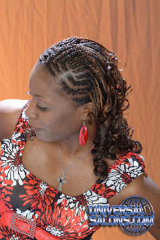 NATURAL HAIR STYLES from JOYCE TAIT