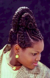 NATURAL HAIR STYLES from _LYNN HUTCHINSON-ROSS