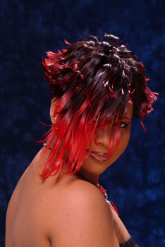 COLOR HAIR STYLES from_TROY GLADDEN