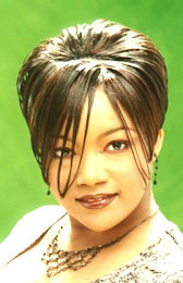 Short Whispy Hairstyle from Sheila Jenkins