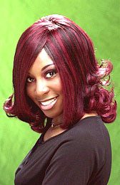 Long Hairstyle with Color and Flips from Regina Ratliff
