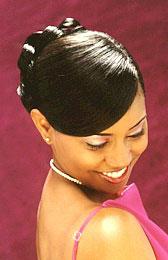 Updo Hairstyle from Niki Artis