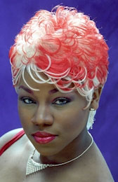 COLOR HAIR STYLES from AYANNA GRAVES