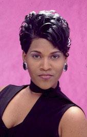 Beautiful Short Hairstyle from Sherri Pollard