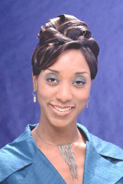 Updo Hairstyle from Traci King