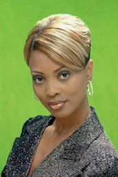 Hairstylist Traci King's Bold Short Hairstyle