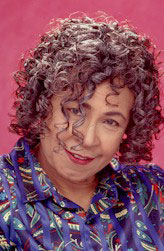 Great Curly Hairstyle from Yolanda Smith