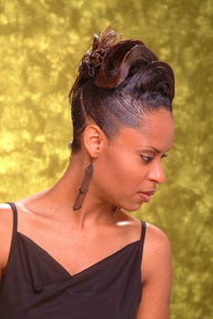 PONYTAIL HAIR STYLES__ From__ @ TAMICA CAMPBELL!!!…