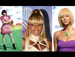 Radical Hairstyles at the BET Awards 2011