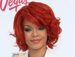 Rihanna's Flirty Yet Sophisticated Do