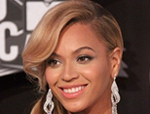 Beyonce's Side Swept Ponytail at the 2011 MTV Awards