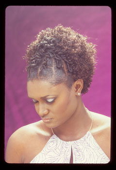 MEDIUM HAIR STYLES from #TOBI BROWN