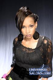 Shameka Wilcox @ Kimberly Clarke Salon