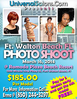 Ft. Walton Beach photo Shoot March 16, 2014